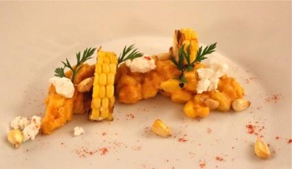 The Calchaqui Valley Humita, Chef Daniel's take on a classic and delicious dish